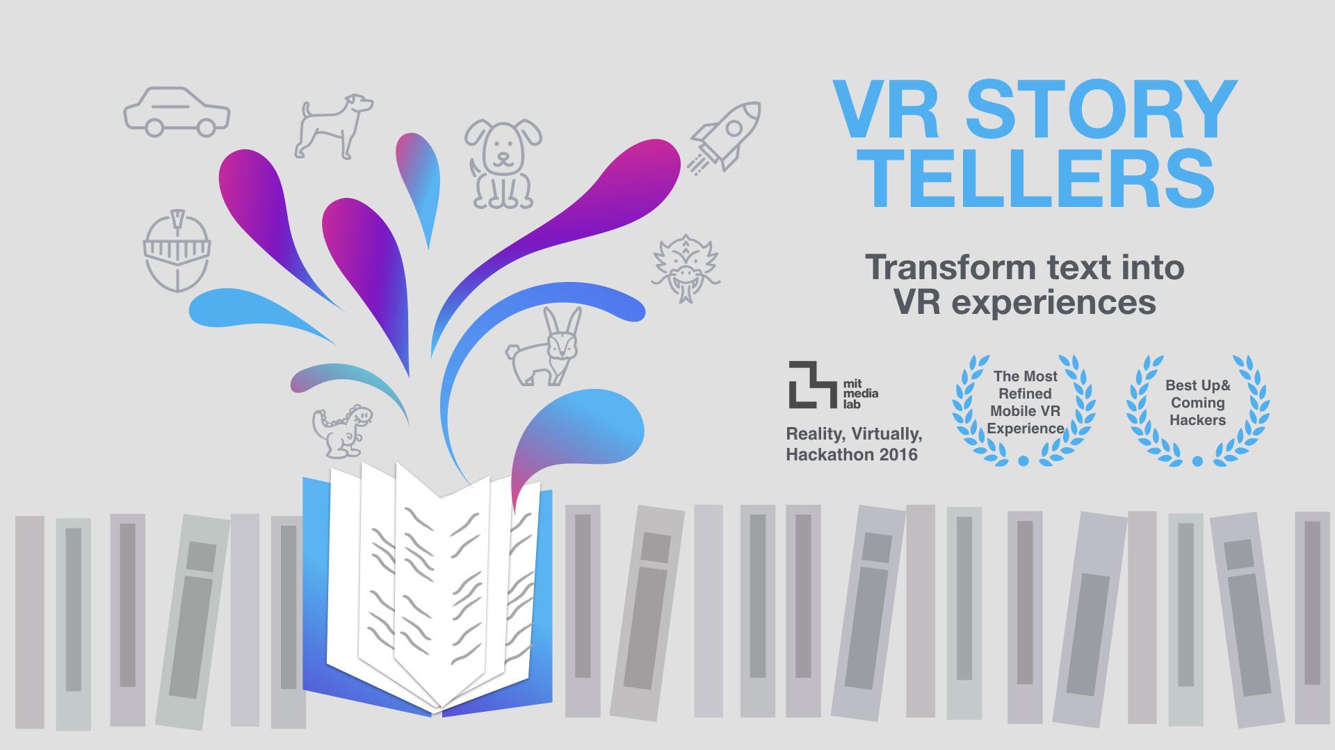 VR Story Tellers