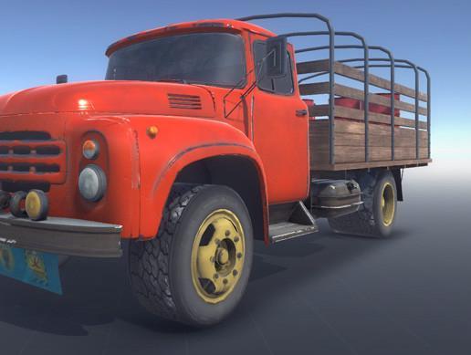Zils Truck 130