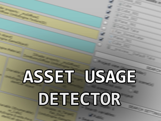 Asset Usage Detector [Asset Store]