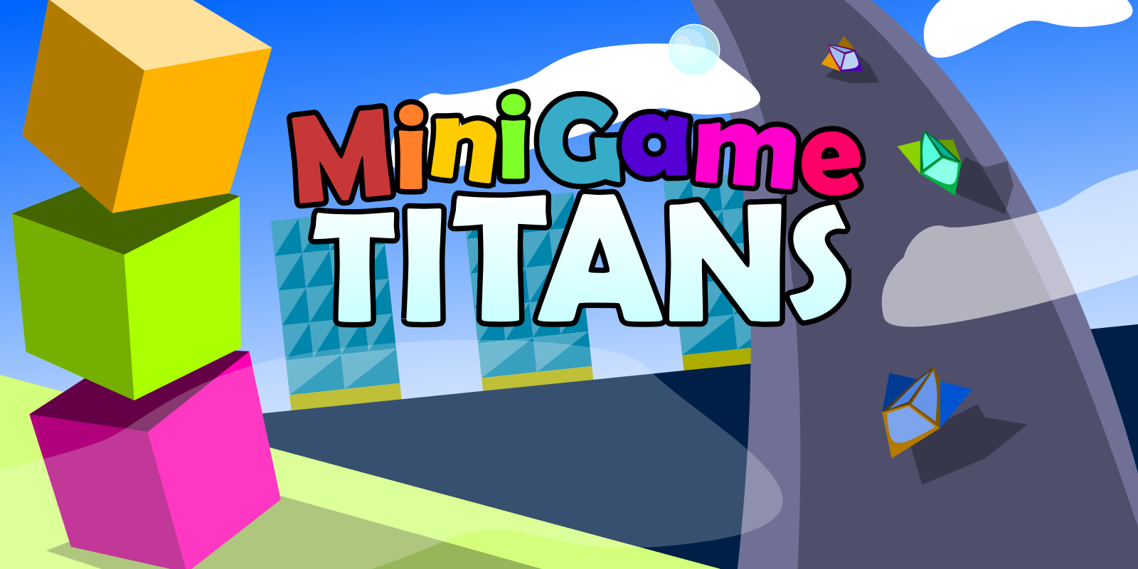 Mini Game Titans