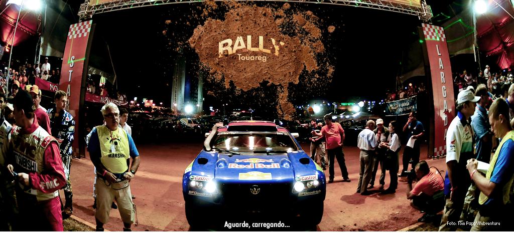 VW Touareg Rally | 2008 | EDGY