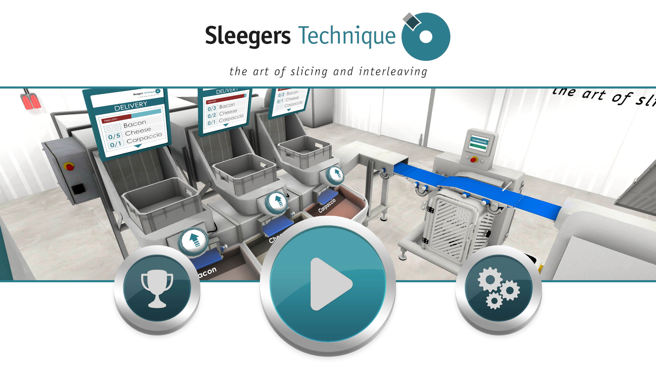 Sleegers Technique – Game
