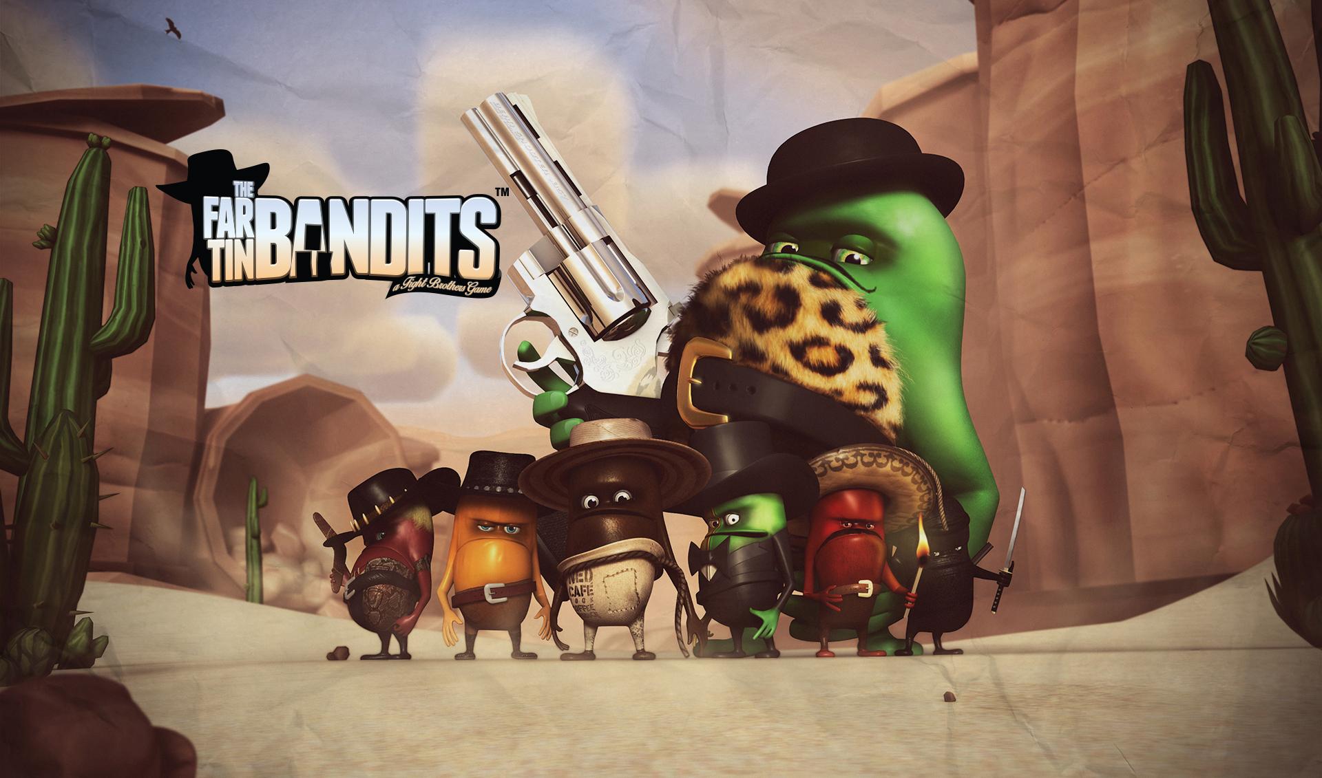 The Far Tin Bandits