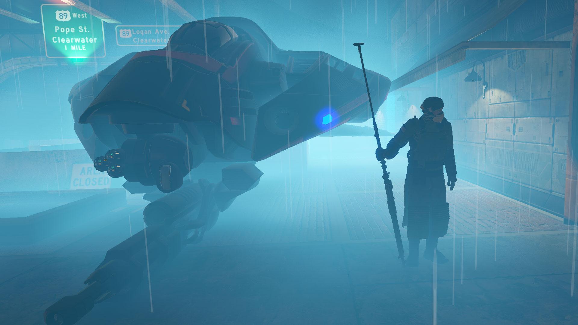 Blade VR Demo