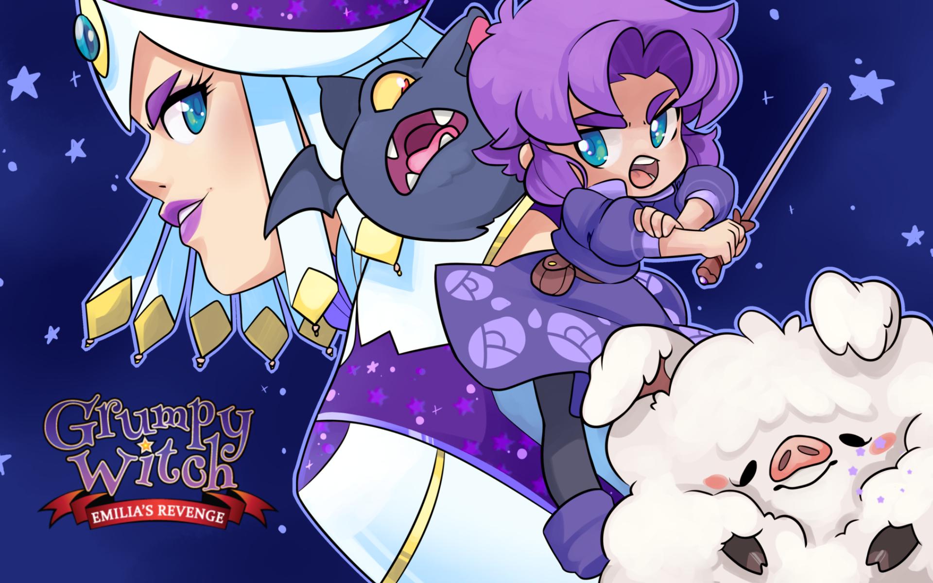 Grumpy Witch: Emilia Saga
