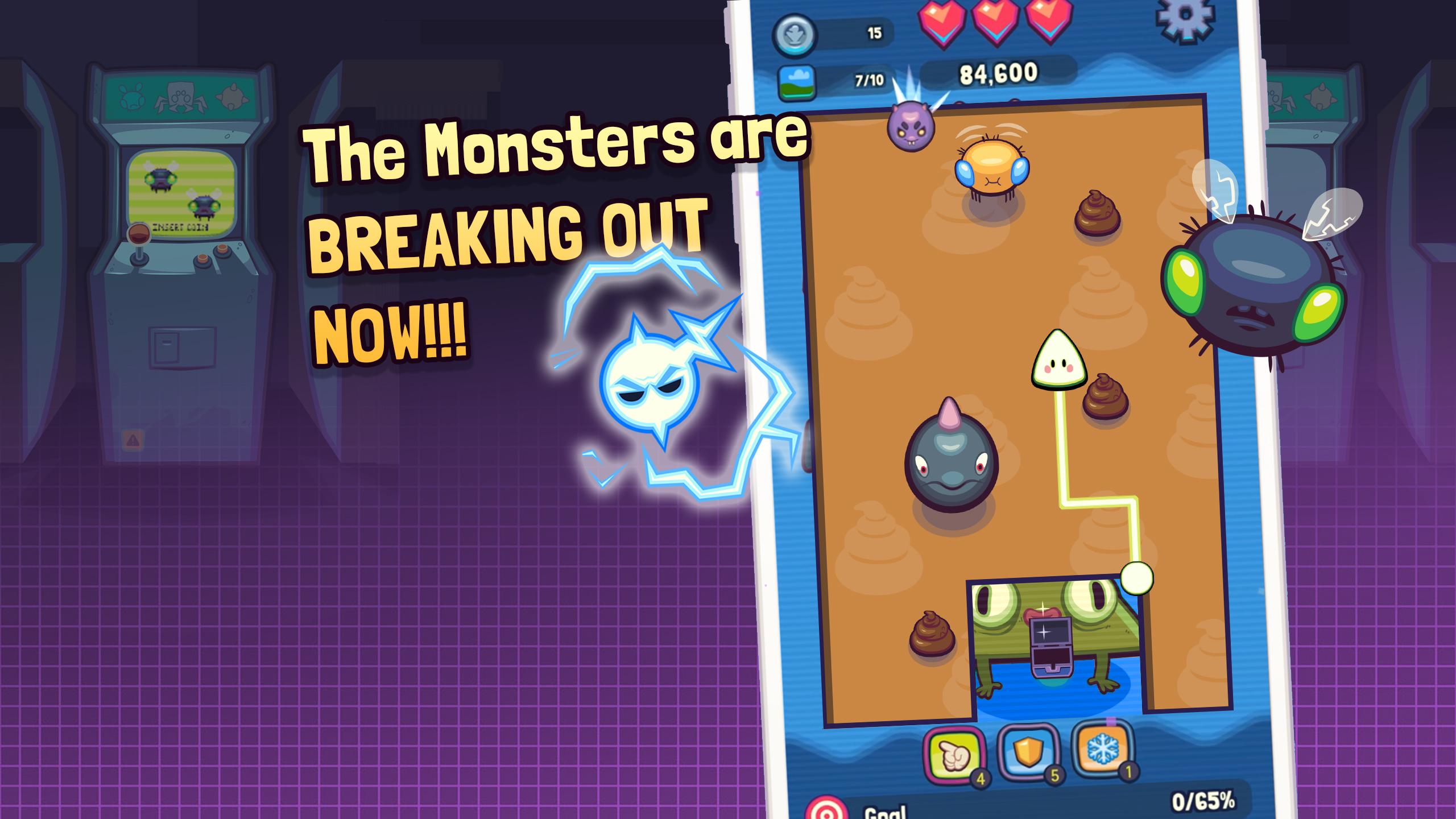 [MWU Korea '18] 몬스터 스냅 (Monster Snap) / XOGAMES Inc