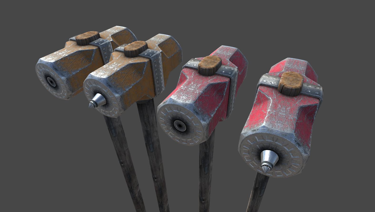 Killer Hammer