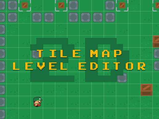 2D TILE MAP LEVEL EDITOR