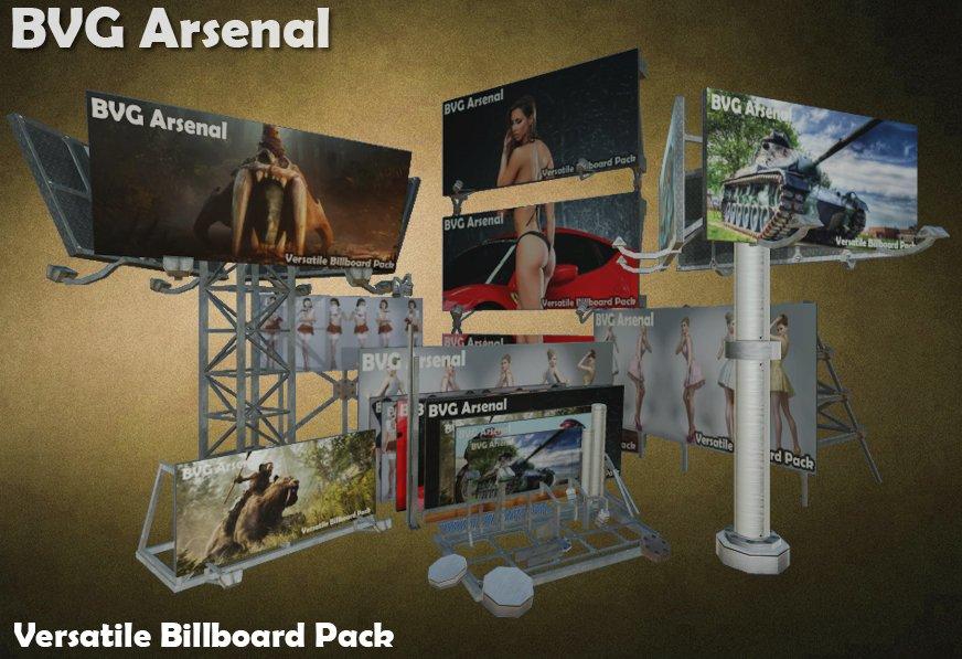 Modular Billboard 2
