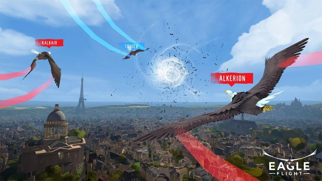 Unite 2018 | 育碧-《Eagle Flight》背后的研发