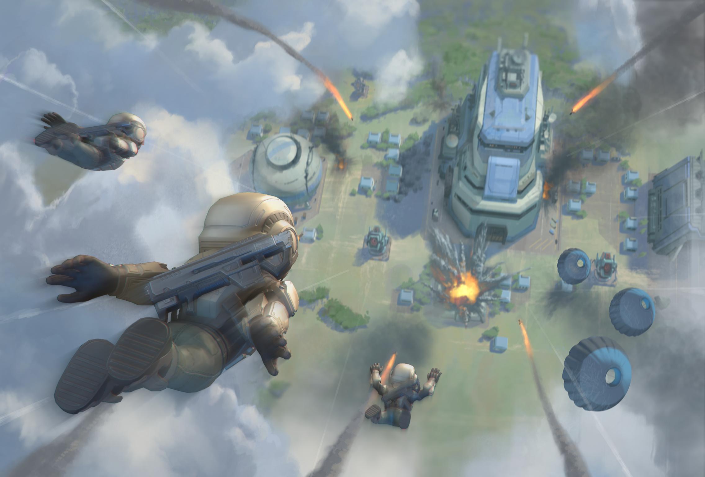 Mad Rocket: Fog of War(매드로켓: 포그오브워)