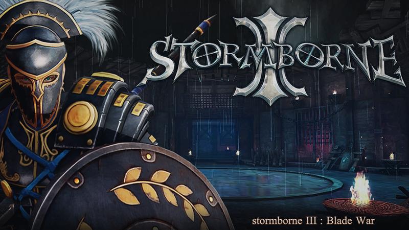 [MWU Korea '18] Stormborne3 / Influsion Inc.