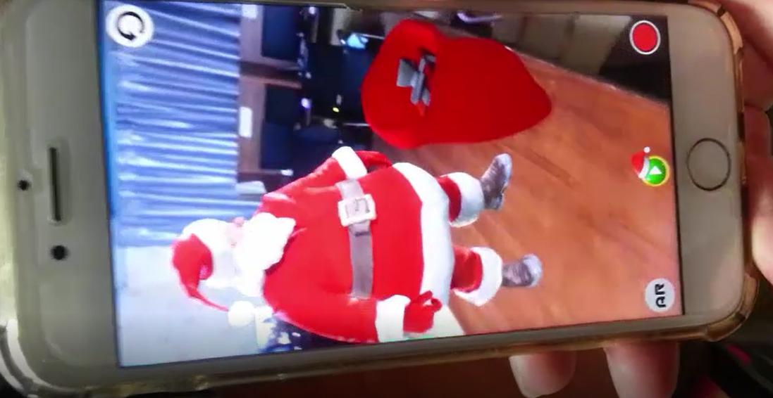 Santa AR