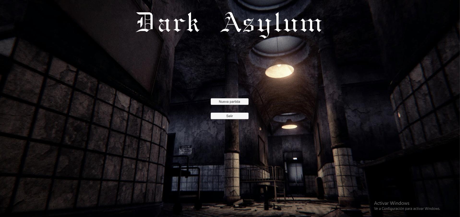 Juego de aventuras (Dark Asylum)