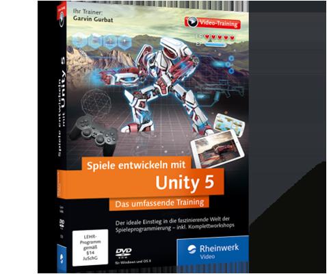 Spiele Entwickeln mit Unity 5
