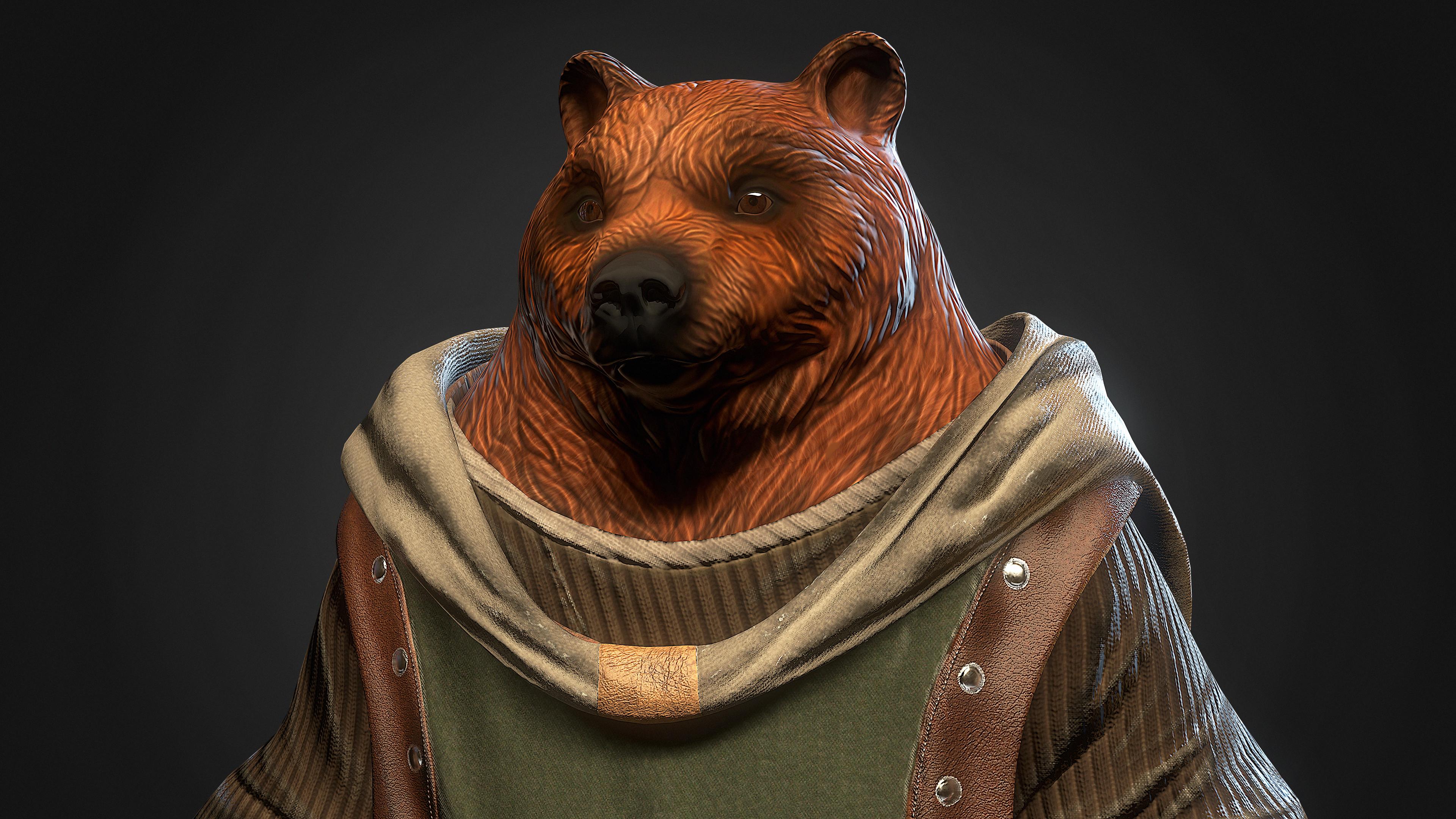 Bear trouble
