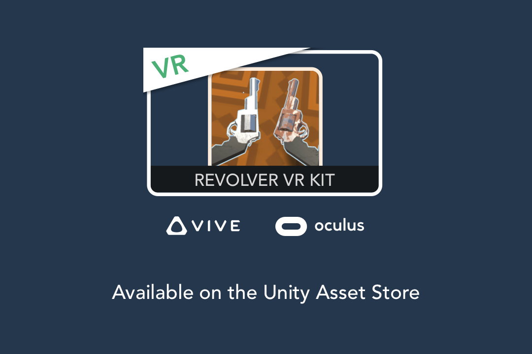 Revolver Kit VR
