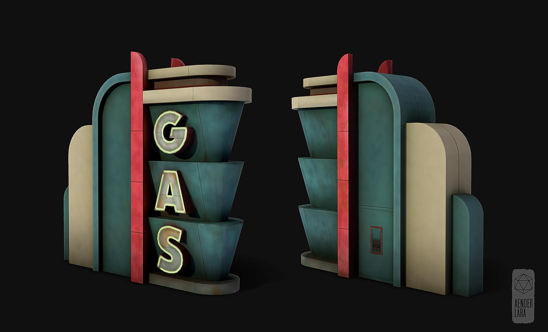 Gas Signal