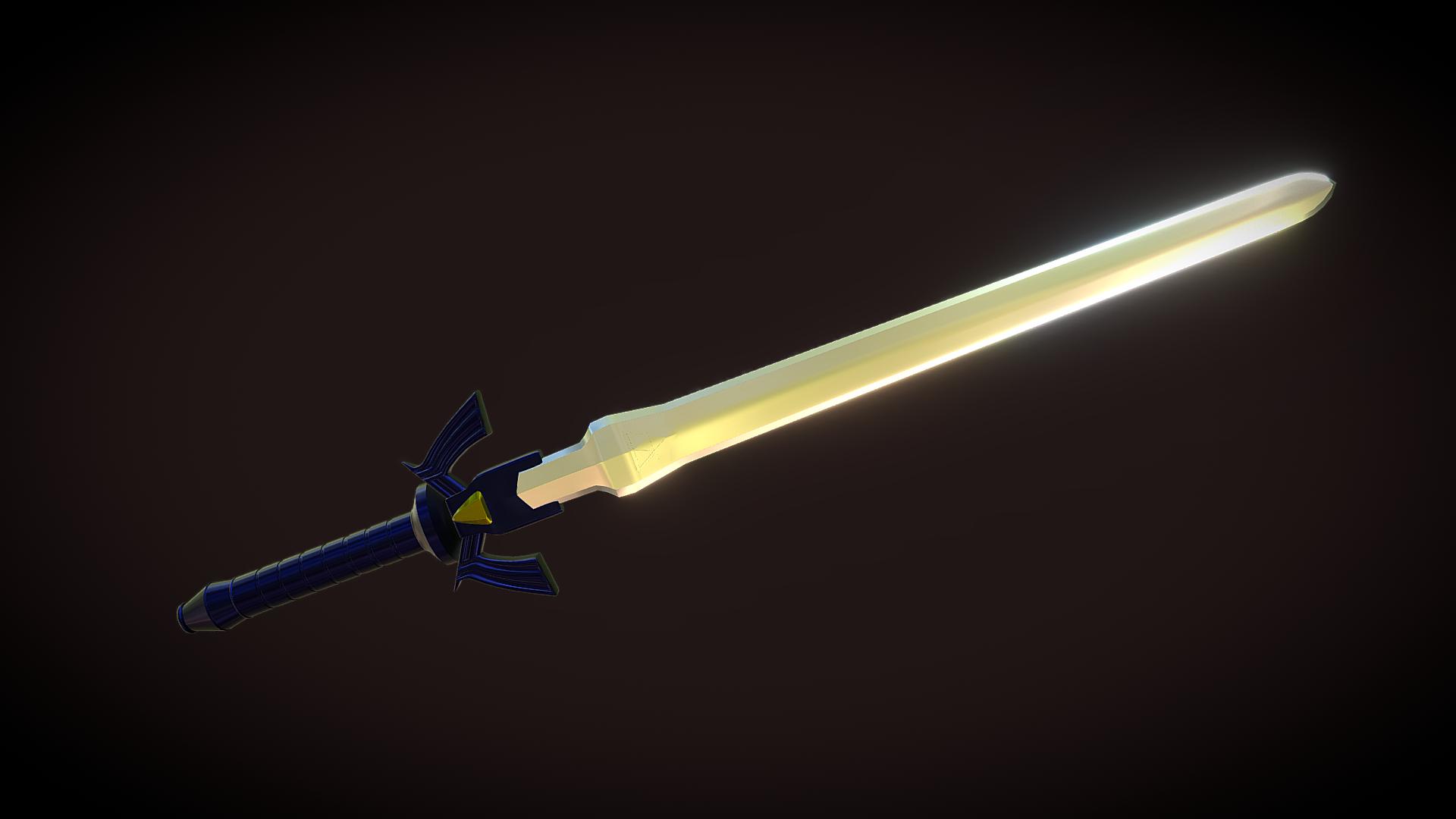 Master Sword Fanart