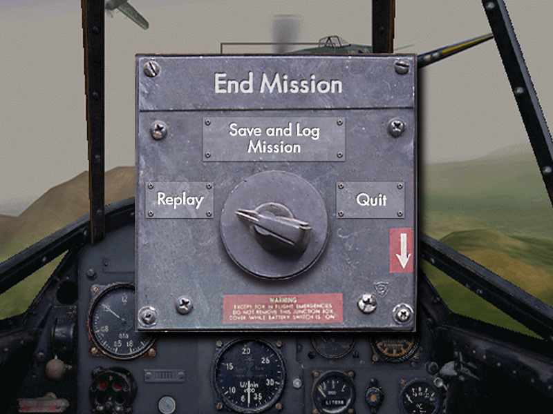 Microsoft: Combat Flight Simulator