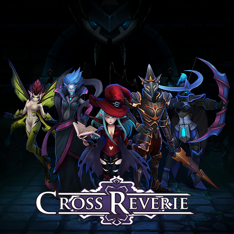 Cross Reverie - Dungeon Monsters Pack