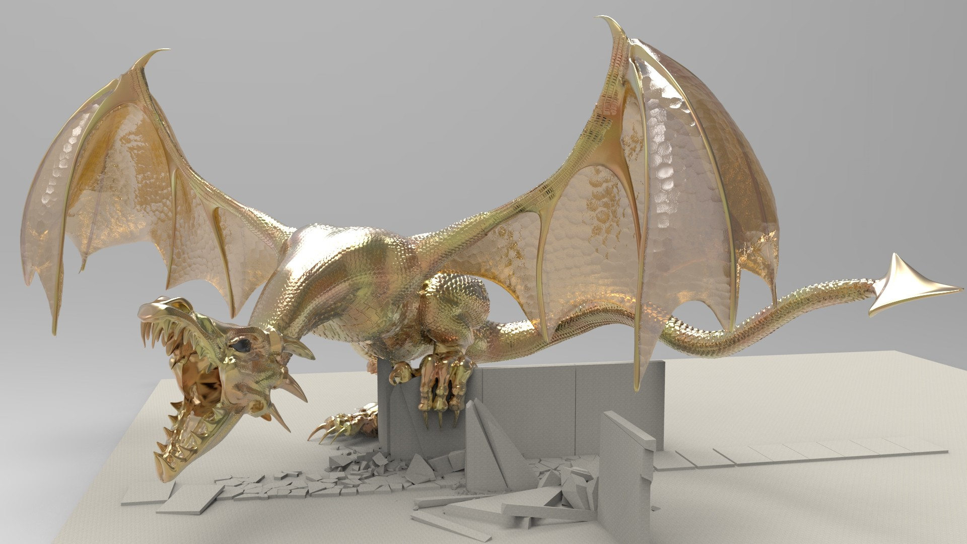 Wyvern Dragon