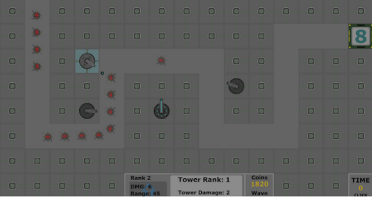 Simple Tower Defense