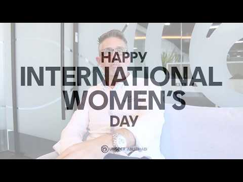 Ubisoft Abu Dhabi International Women's Day