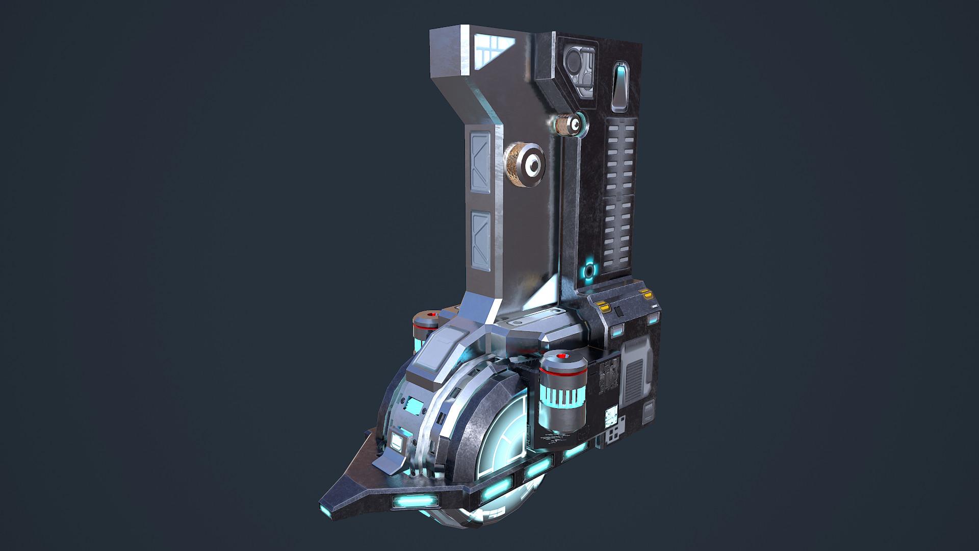 SciFi Generator