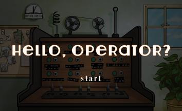 Hello, Operator?