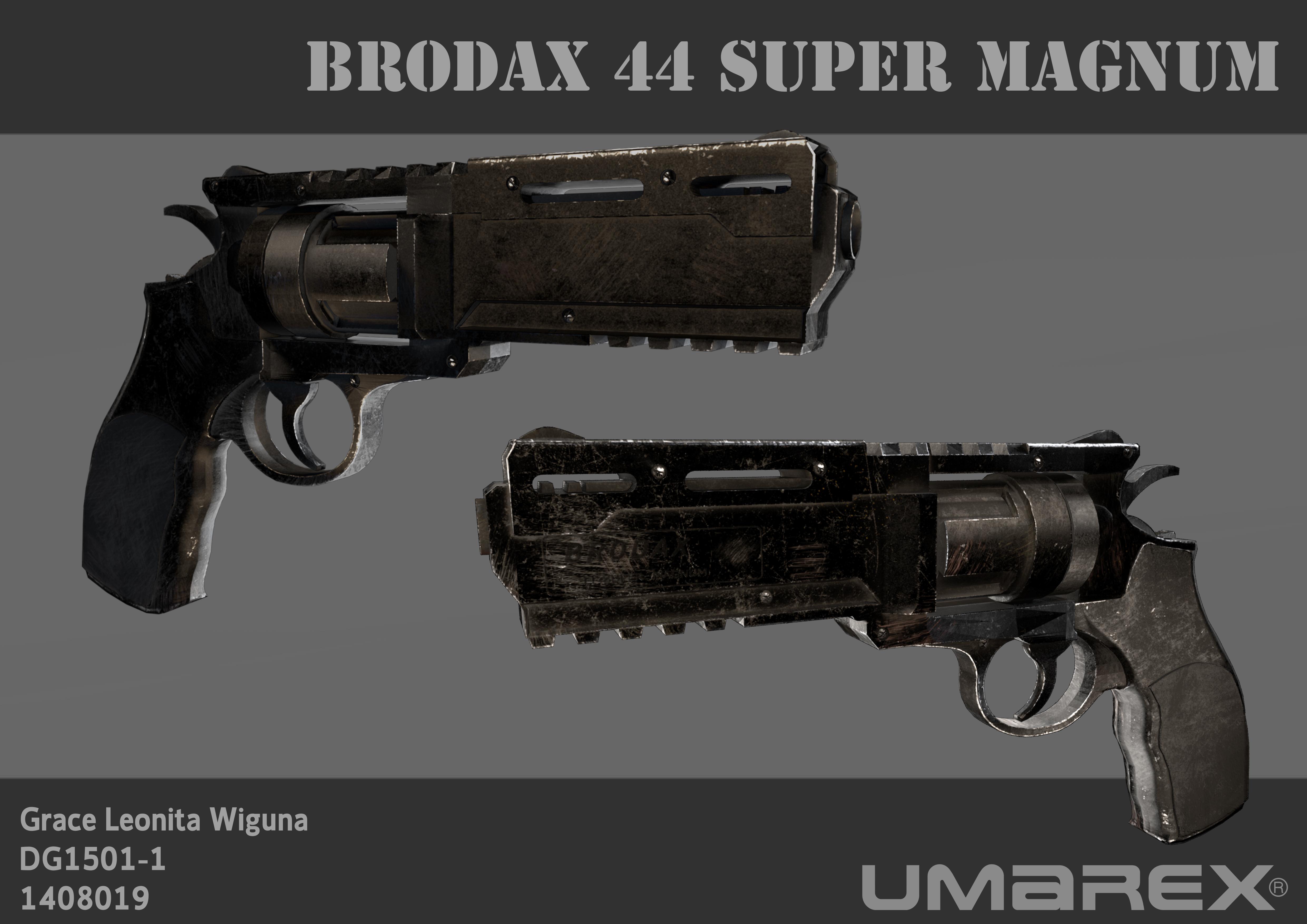 Brodax 44 Super Magnum