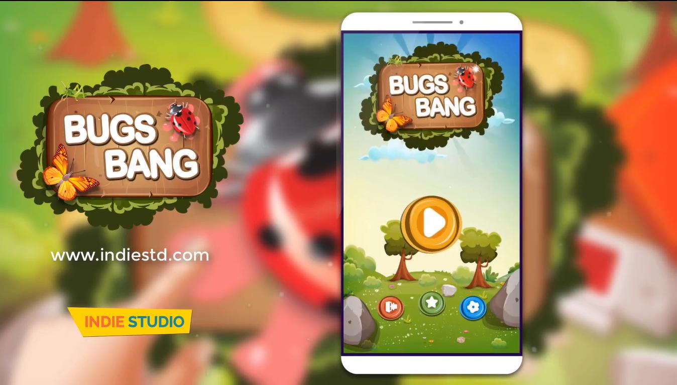 Bugs Bang Pack