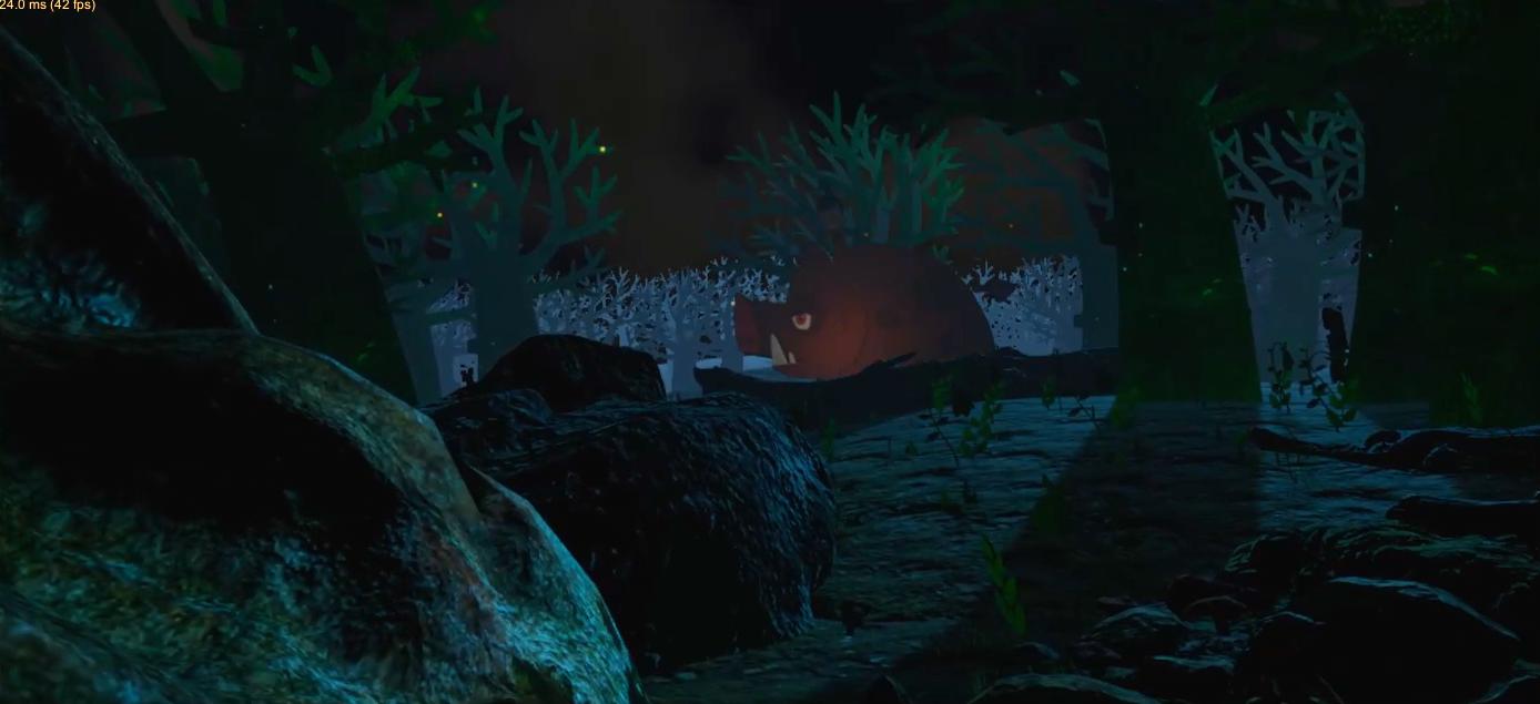 Eichenfresser VR Fairytale