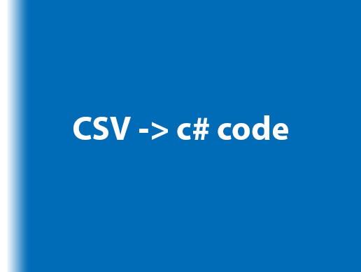 CSV2Table