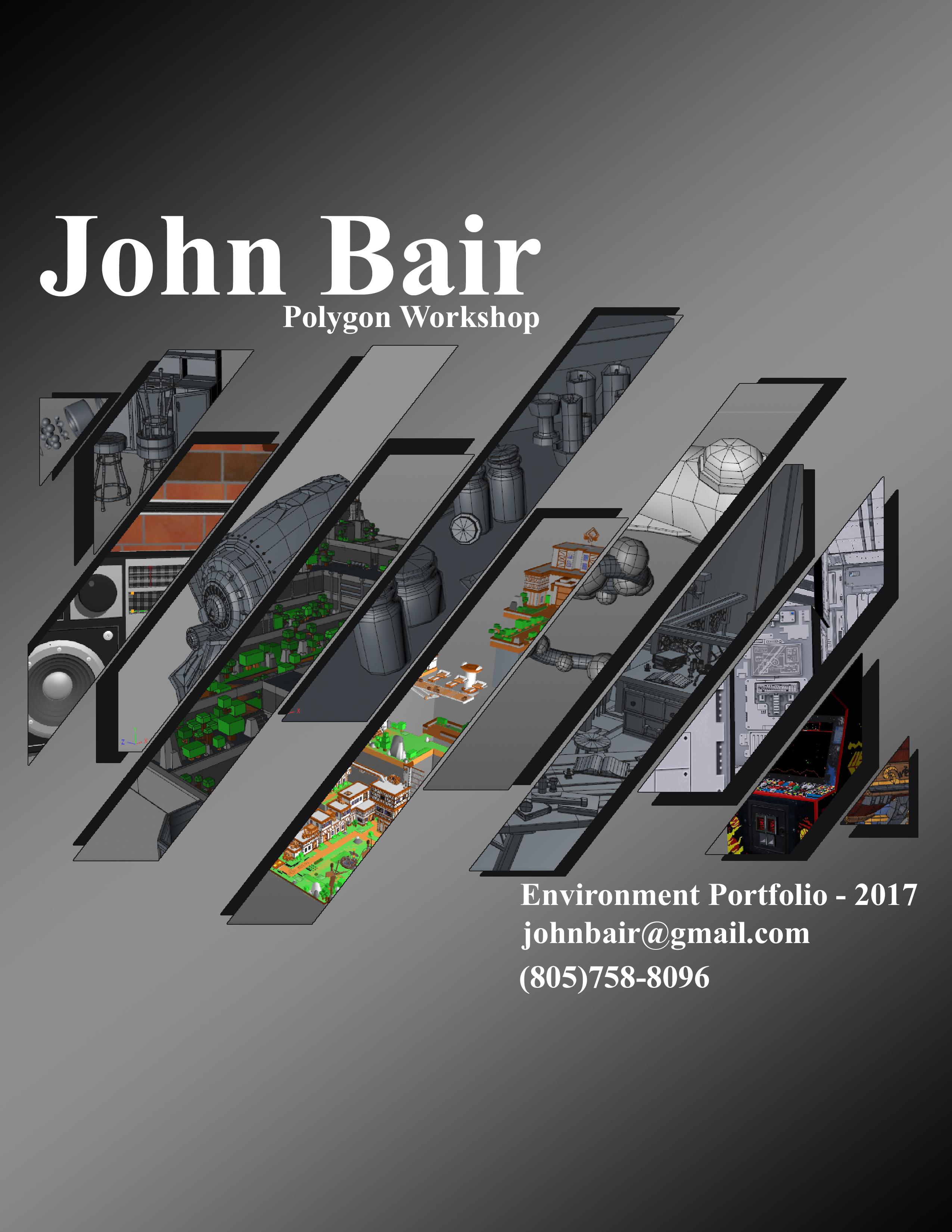 Portfolio - John Bair