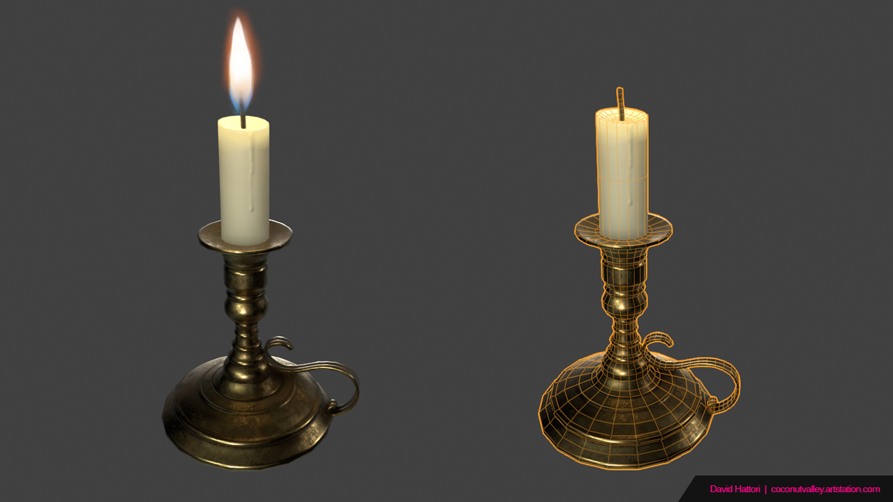 Horror Game Props