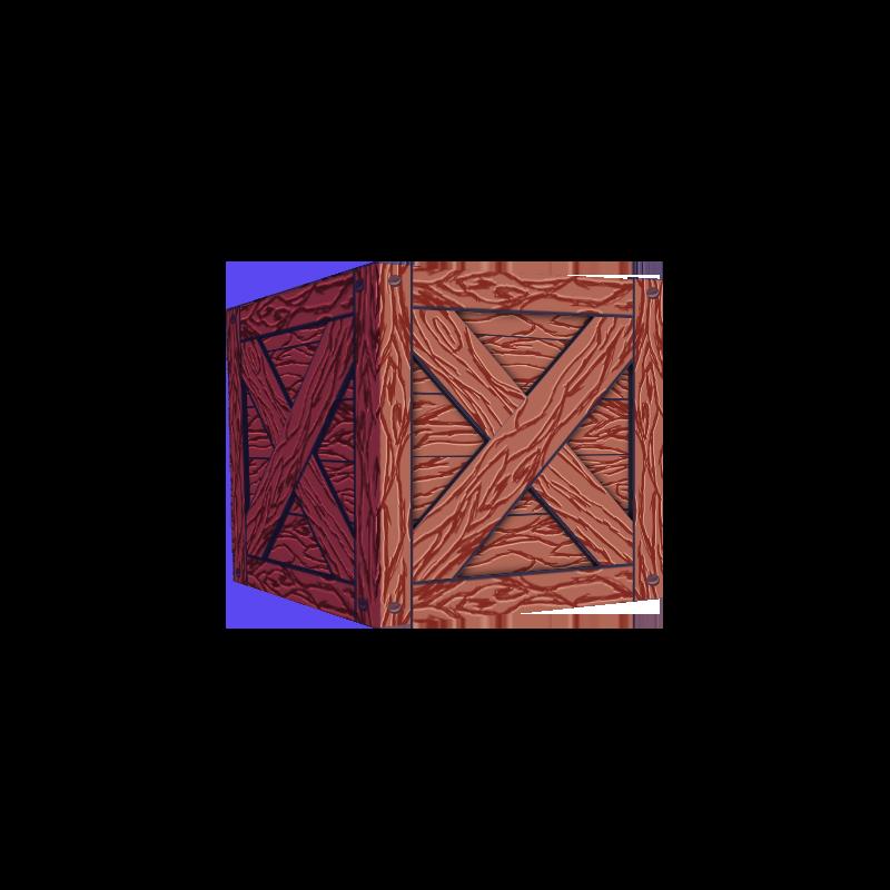 Game Asset - Basic Crate