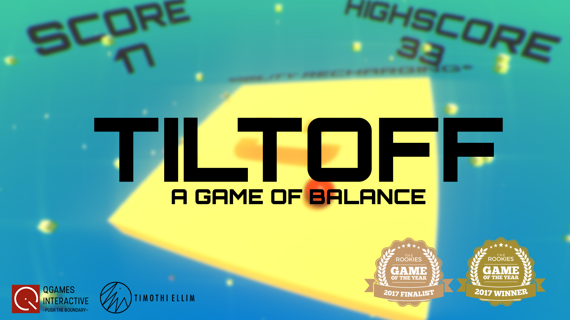 TILTOFF: A Game of Balance