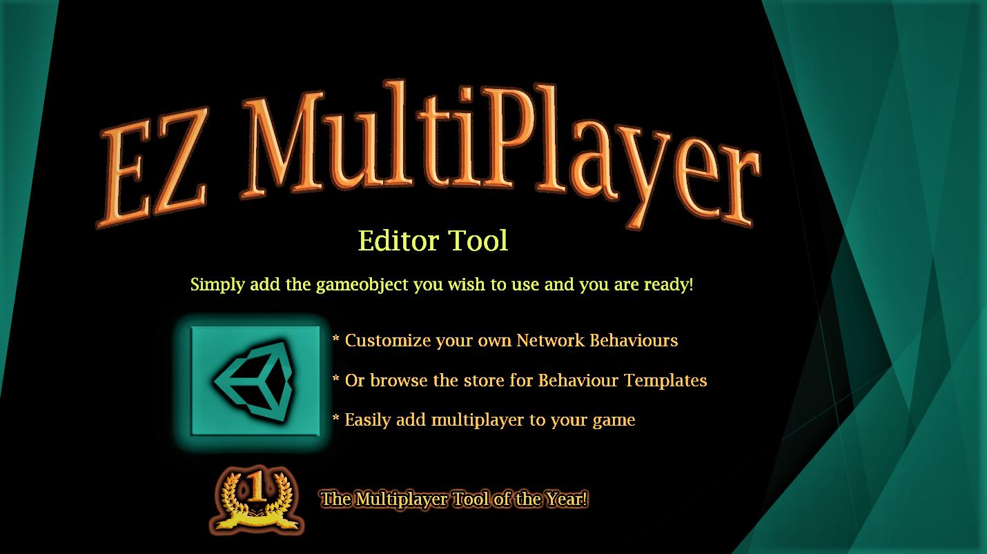 EZMultiPlayer Editor Tool