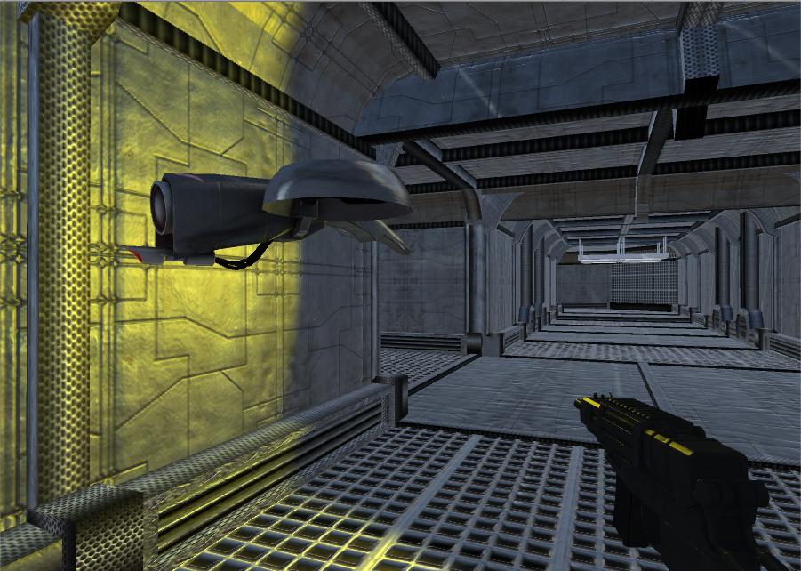 UOC U3D_M2 programación de videojuego con Unity