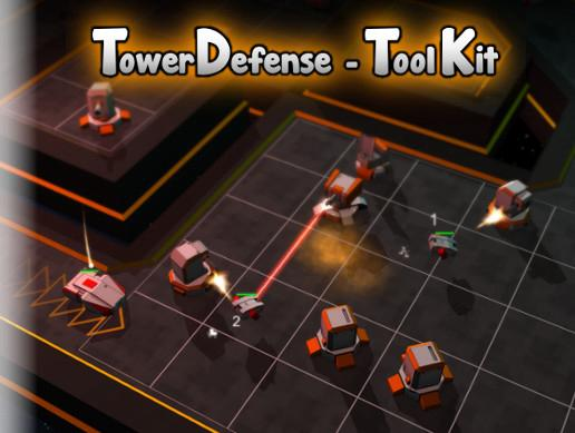 Tower Defense ToolKit