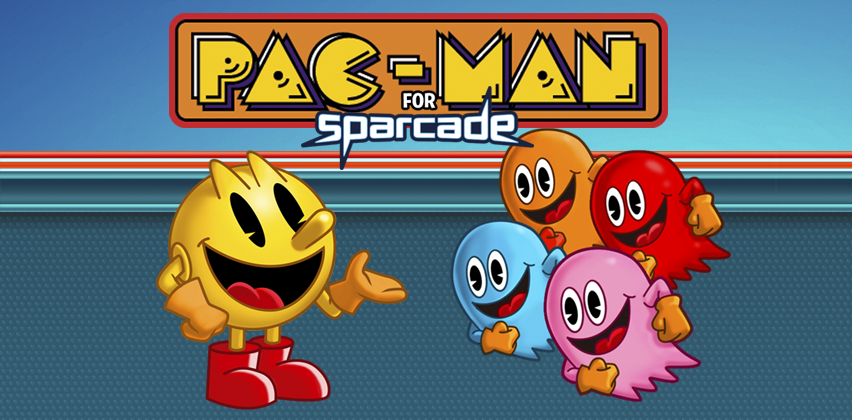 Pac-Man for Sparcade
