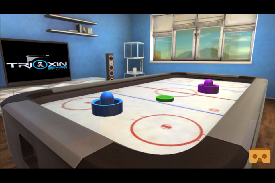 Air Hockey VR