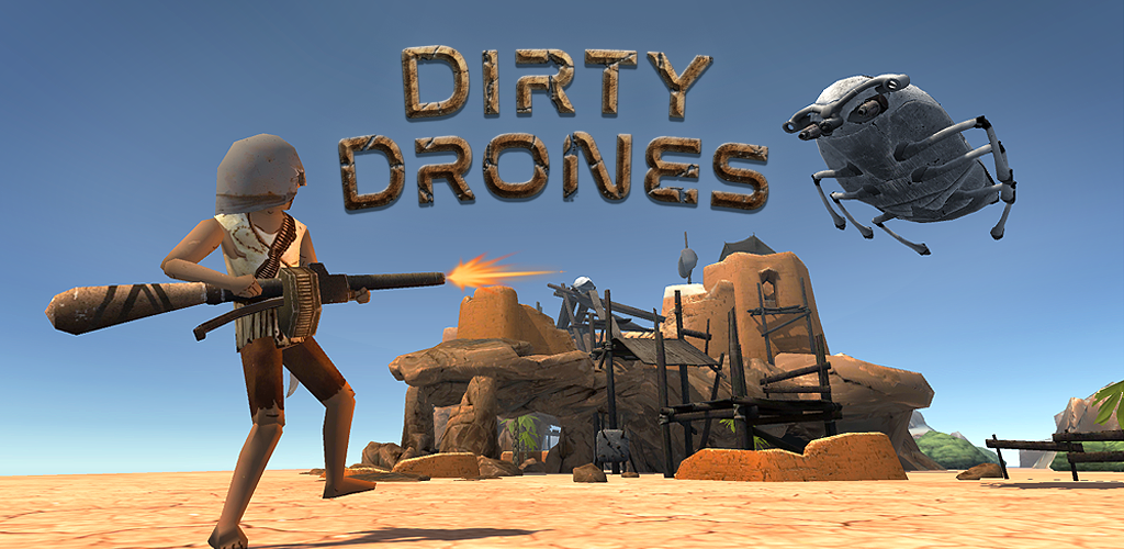 Dirty Drones