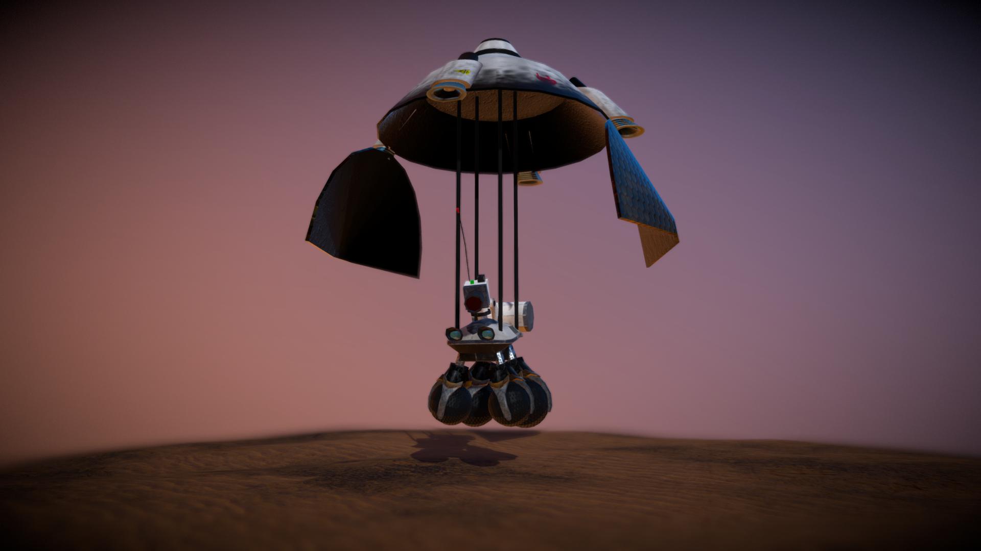 Mars Conquest - Rover