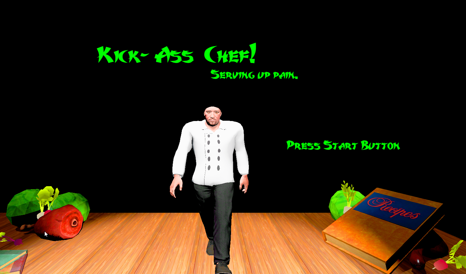 Kick-Ass Chef