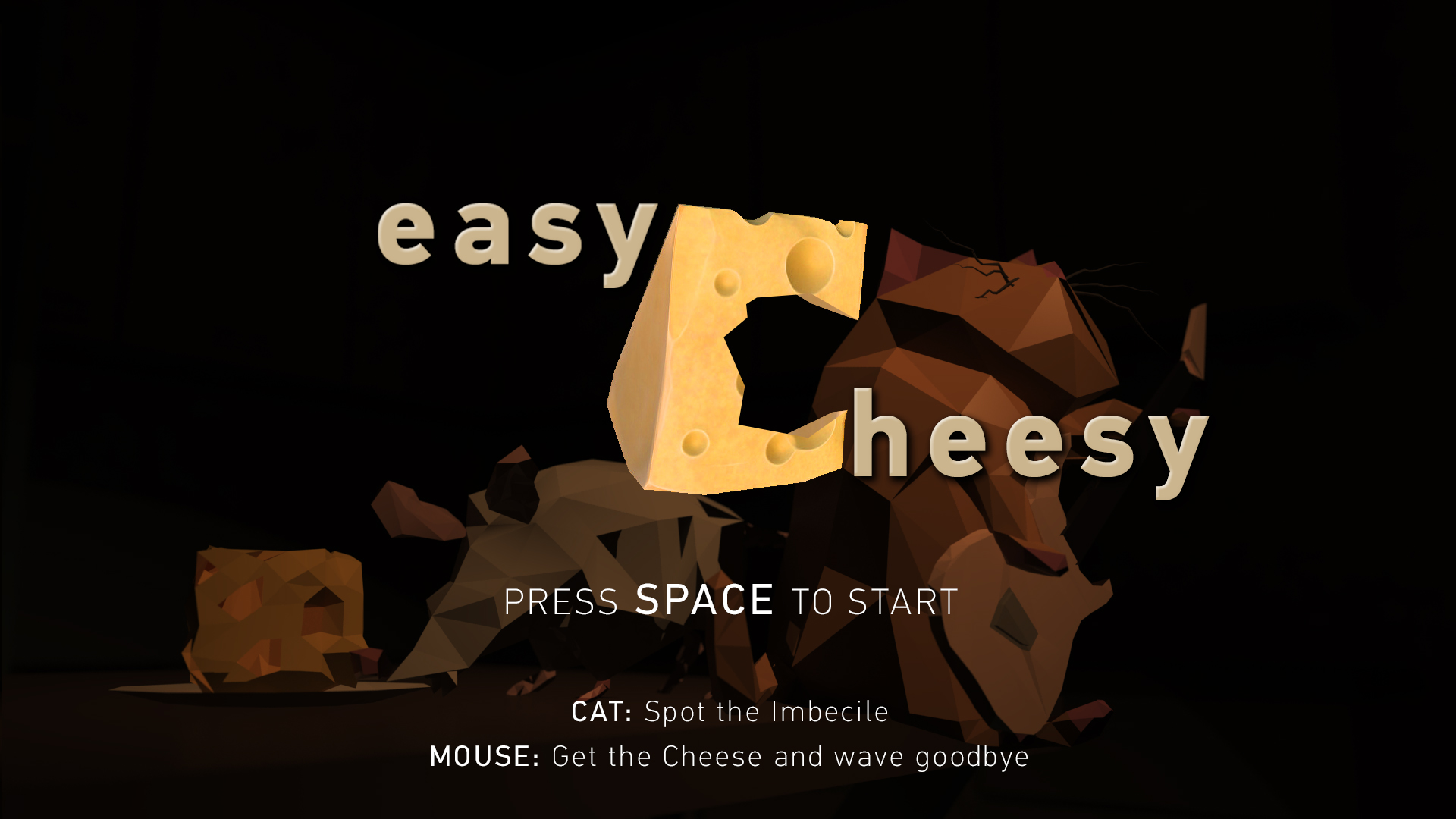 'EasyCheesy' by Make it Game
