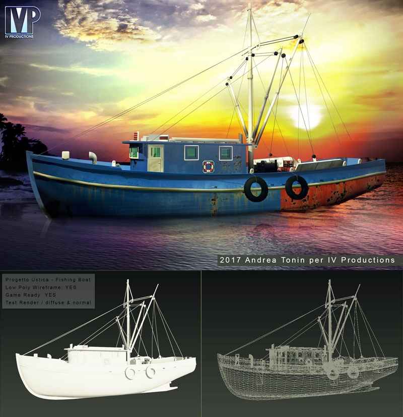 Ustica Project