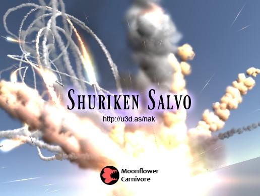 Shuriken Salvo