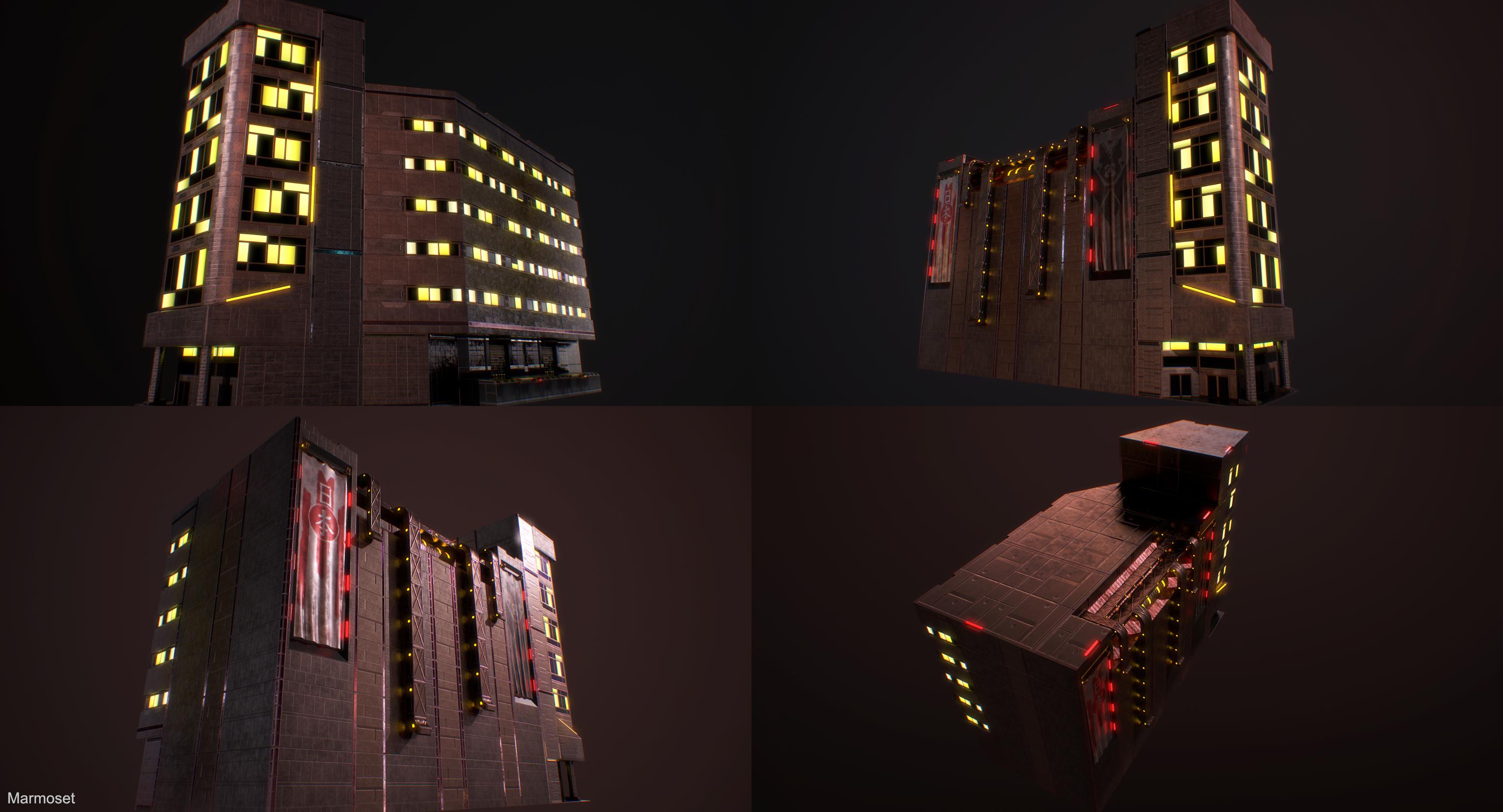 Hinode Building